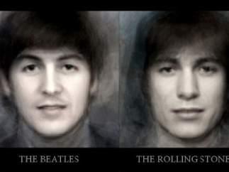 Las caras del rock
