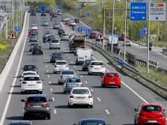 Retenciones kilom�tricas en Madrid y Barcelona