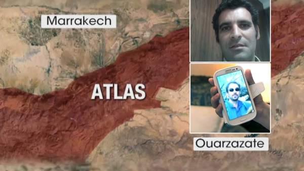 Espeleólogos españoles muertos en Marruecos
