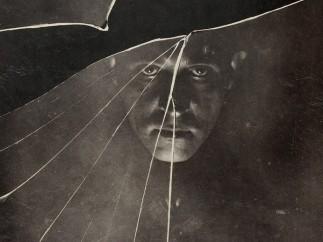 Stanisław Ignacy Witkiewicz. Self-Portrait, Zakopane [Broken Glass], 1910