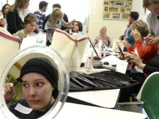 Maquillaje para mujeres con cáncer