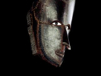 Mask from Mer, Mer, Torres Strait, Queensland, before 1855
