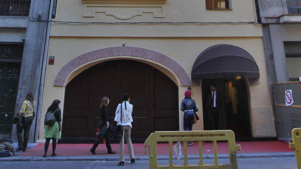 Edificio Cine Bogart Club