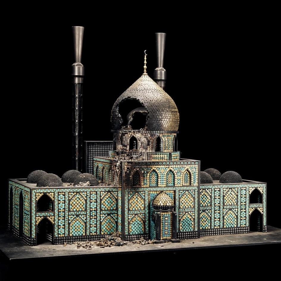 Bombed Mosque, 2010