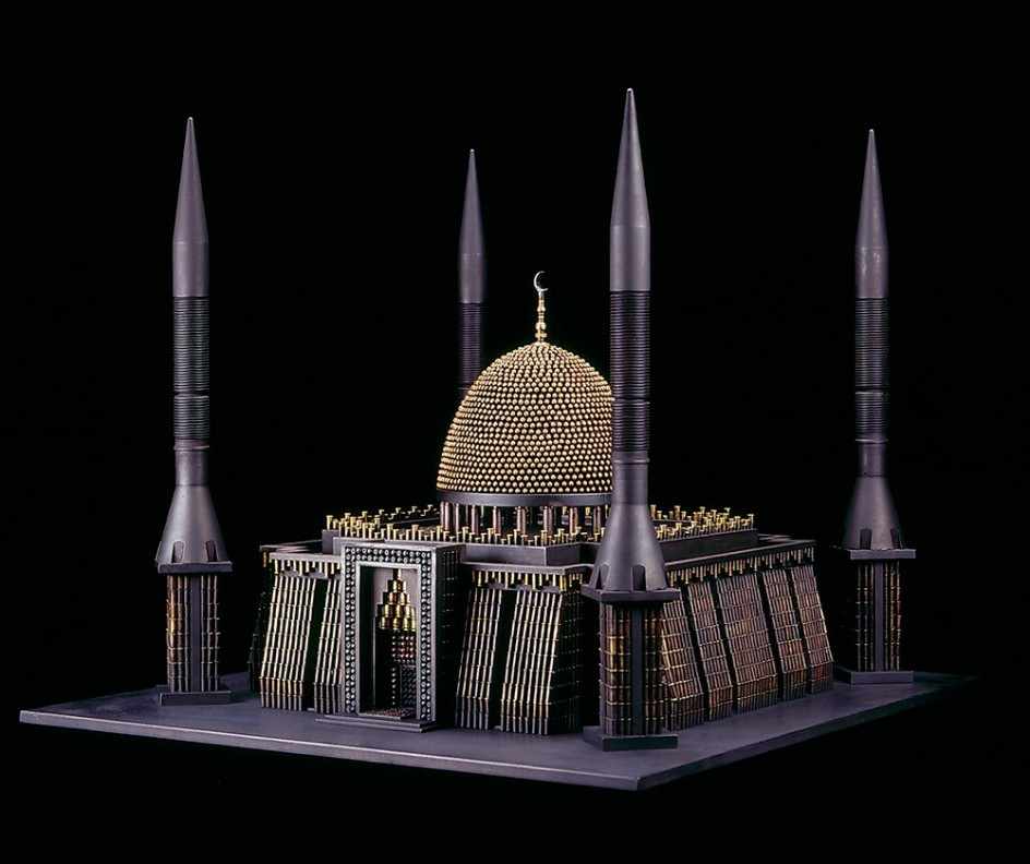 Mosque III (After National Mosque of Nigeria), 2010