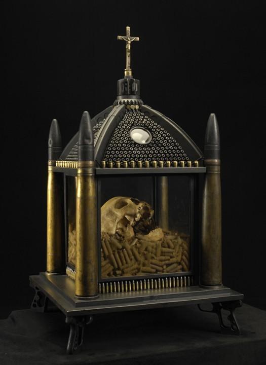 Skull of Santo Guerro II, 2011