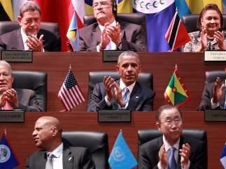 Obama, en la Cumbre de las Américas