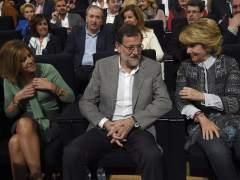 Cospedal responde a la propuesta de primarias de Aguirre