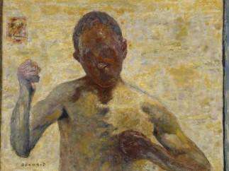 Le Boxeur (portrait de l�artiste), 1931