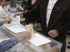 Triple empate entre PP, PSOE y C's para el 20-D