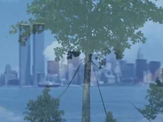 Árbol superviviente del 11-S