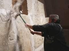 Estado Isl�mico destruye Nimrud