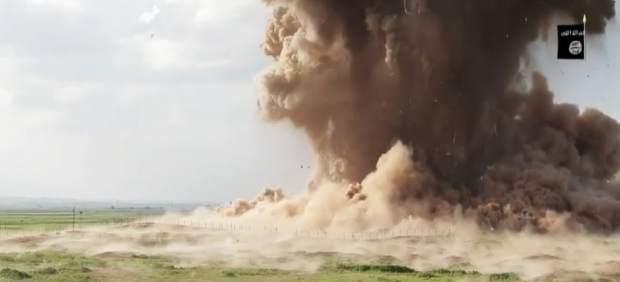 EI destruye Nimrud