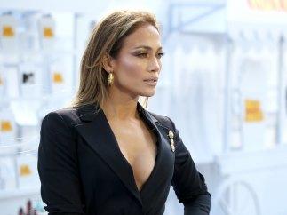 Jennifer Lopez en los MTV Movie Awards