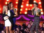 Shailene Woodley en los MTV Movie Awards
