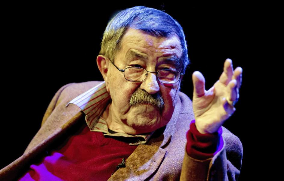 Fallece Günter Grass