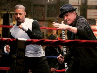 Stallone en 'Creed'.