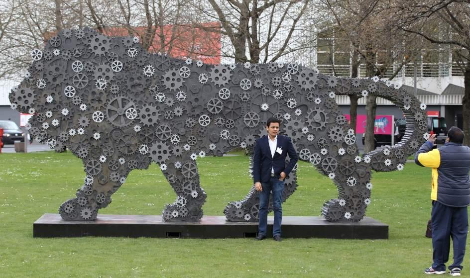 India, país invitado en la Feria de Comercio de Hannover