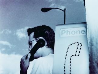 Anton Corbijn, Johnny Depp, Los Angeles, 1998