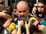 Chaves se defiende a la salida del Supremo