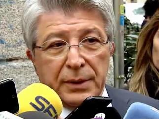 """Cerezo: """"Lo de Lisboa ya está olvidado"""""""