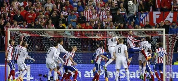 """""""No hay un favorito en la final"""" entre el Madrid y el Atlético"""