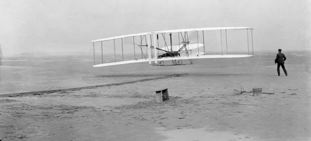 Los hermanos Wright