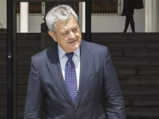 Francisco Vallejo, exconsejero de la Junta de Andalucía