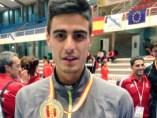 Joel González, oro en el Open de España de Taekwondo 2015
