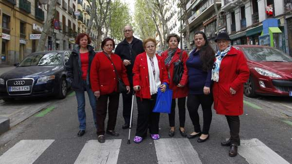 Vecinos alquiler social EMVS Madrid