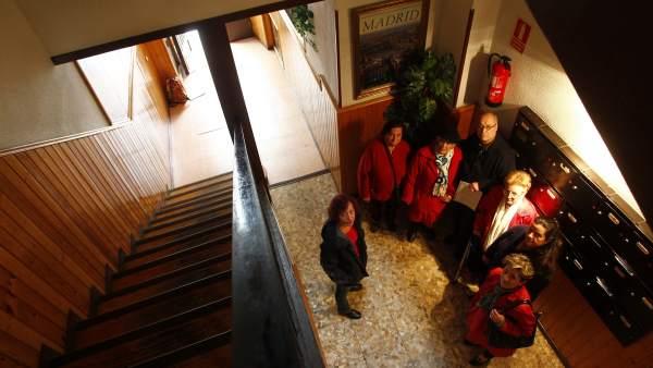 Vecinos alquiler social EMVS Ribera de Curtidores