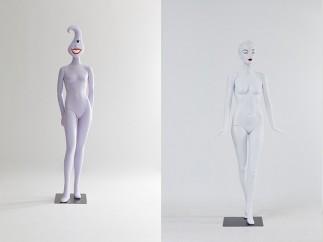 Swirley, 2000; The Mistress, 1988; Veruschka, 1996; Diane Von Furstenberg, 2013