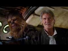 "Harrison Ford: Han Solo y Chewbacca son como un ""matrimonio mayor"""