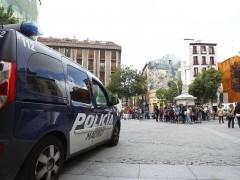 Polic�a Municipal Madrid colegios