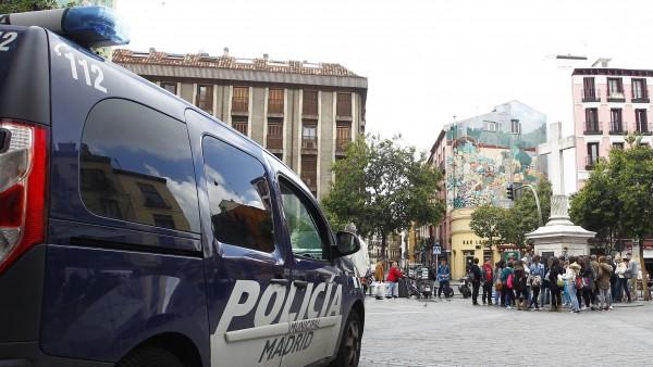 Policía Municipal Madrid colegios
