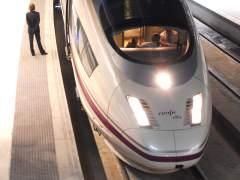Recuperado el servicio ferroviario del AVE en Catalu�a