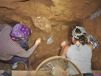 Cueva del Gegant de Sitges.