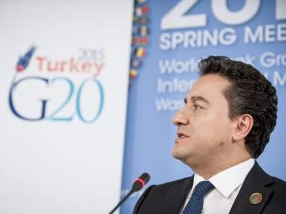 El viceprimer ministro turco, Ali Babacan