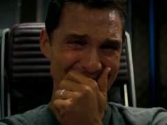Matthew McConaughey se emociona viendo el tr�iler de 'Star Wars'