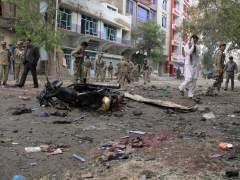 Atentado en Jalalabad