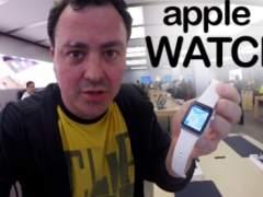 Apple Watch, primer contacto en v�deo