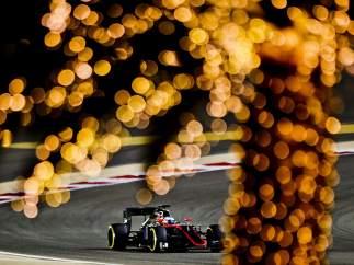 Alonso en Bahr�in
