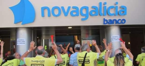 Multa de 2 millones de euros a antiguas cajas gallegas y NCG Banco por la venta de preferentes