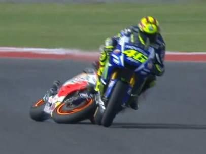 Rossi y M�rquez