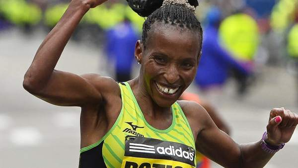 Maratón de Boston