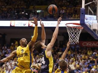 Maccabi Tel Aviv - Fenerbahce  Ulter