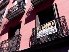 El precio de los alquileres se estanca en Madrid y Barcelona
