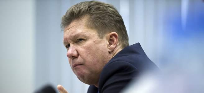 El consejero delegado de Gazprom