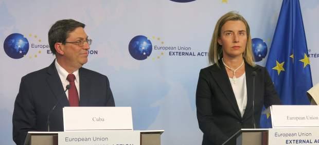 Europa y Cuba avanzan en su compromiso con los derechos humanos y el diálogo político