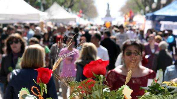 Sant Jordi, en Tarragona